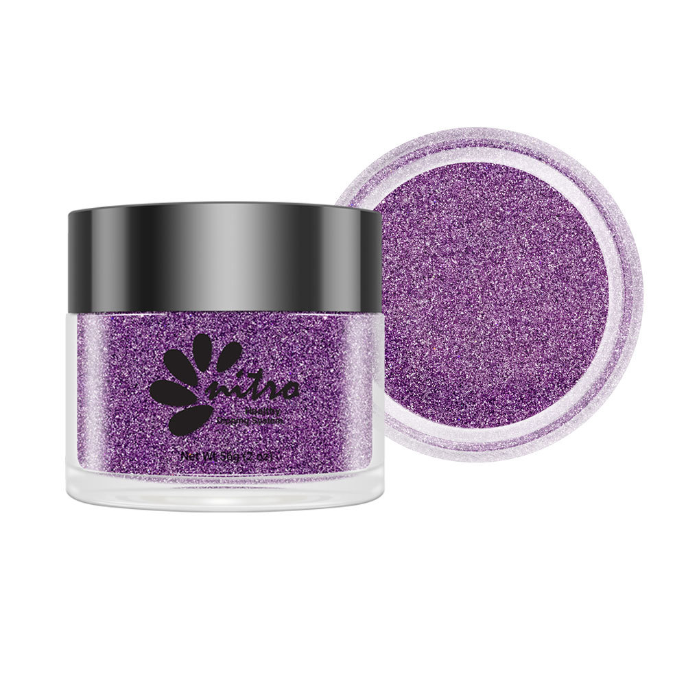 Nitro Dipping Powder Hologram Collection Hc1 Luminous Beauty Supply